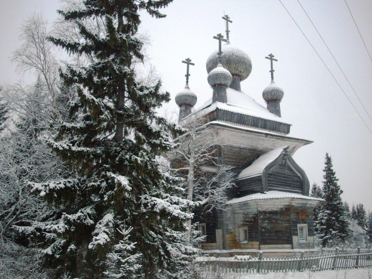Храм Петра и Павла. Фото Валерия Кошкина