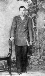 И.М. Дуров. Сумпосад. 1913 г.