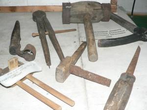 Набор бондарных инструментов