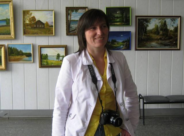 Мария Июдина
