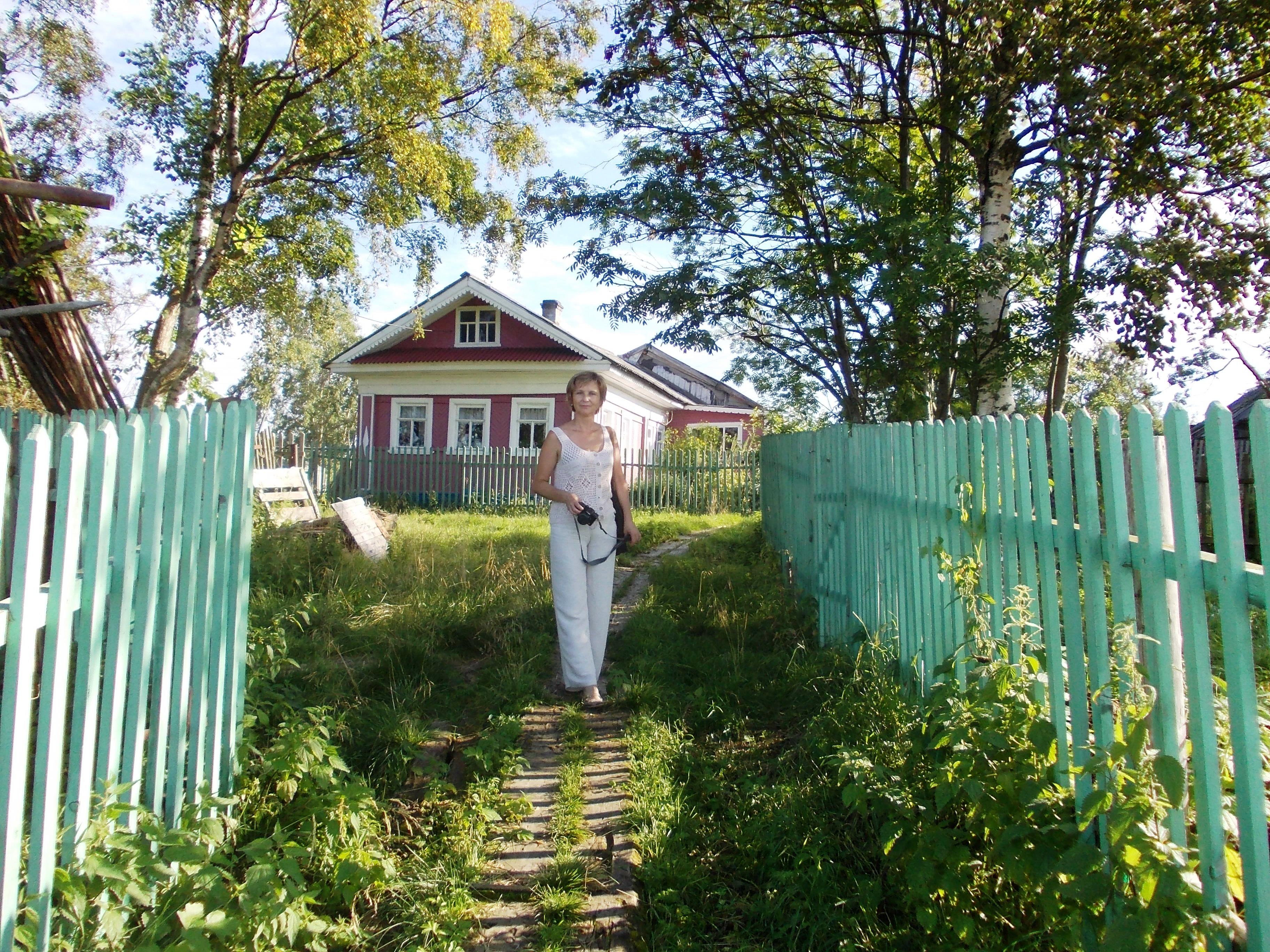 В селе Шуерецкое