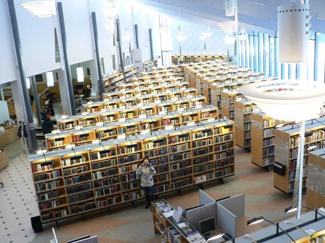 Библиотека г.Кухмо