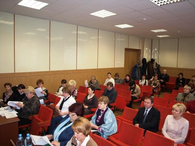в зале заседаний администрации Беломорского муниципального района