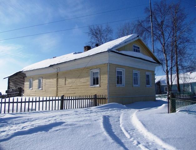 Дом семьи Отавиных. Фото С. Кошкиной, 12 марта 2013 г.