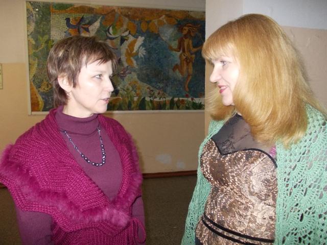 О.А. Степанова и В.Г. Иванова