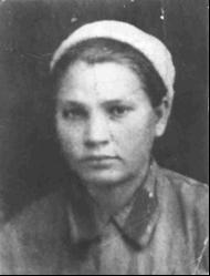 Ветеран Великой Отечественной войны Анна Николаевна Костина