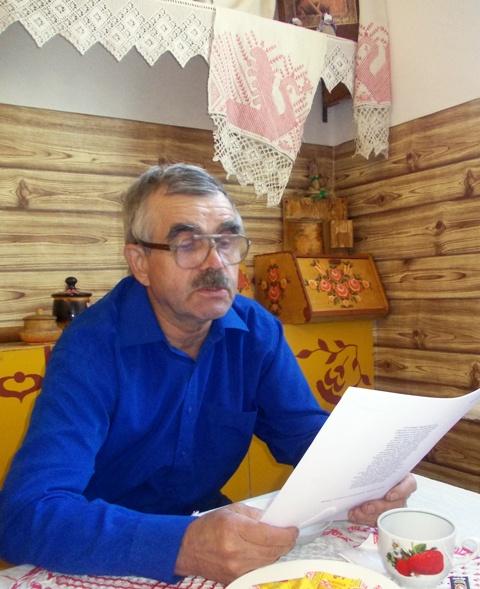 Борис Ильютик. 29 мая 2013 г.