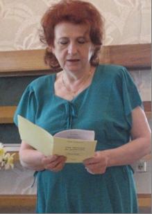 Нина Дмитриевна Абросимова
