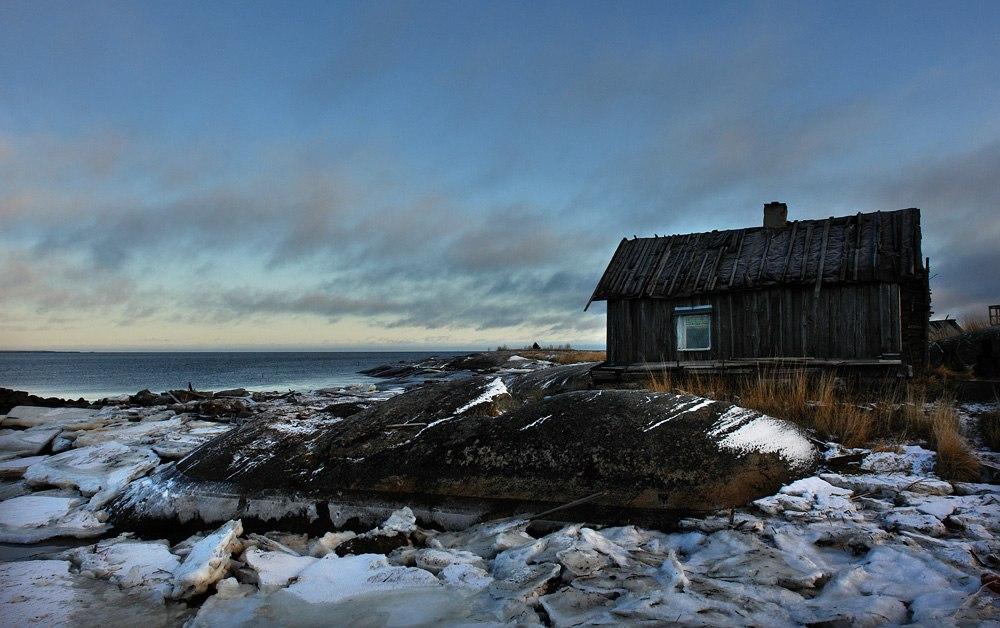 Сальнаволок. Фото Виктора Дрягуева