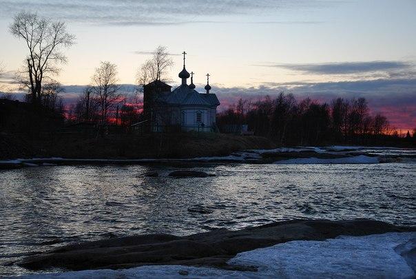 Беломорск. Фото Виктора Дрягуева