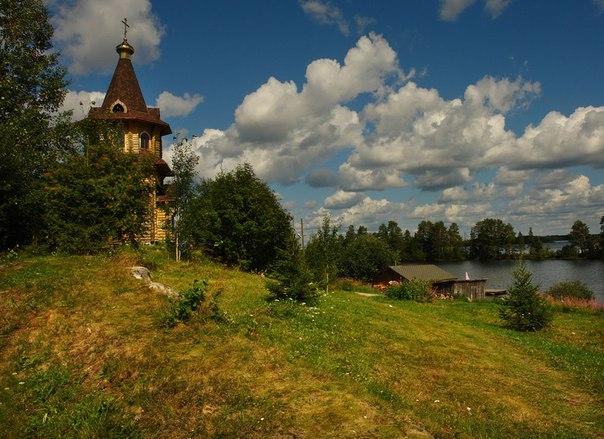 Шуезеро. Фото Виктора Дрягуева