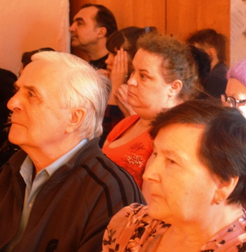 Участники презентации. Фото А. Лазутина