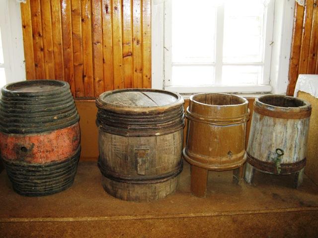 Шекснинский район, село Сизьма, музей пива. Фото О.Степанова