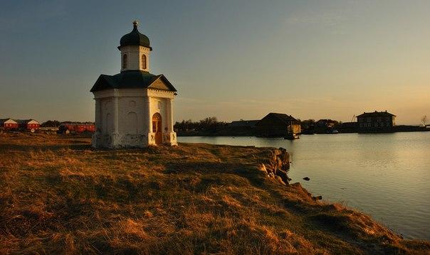 Соловки. 19 мая 2014 г. Фото Виктора Дрягуева