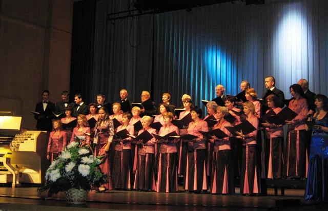 Концерт в знаменитом органном зале Кондопоги. Фото О. Степановой