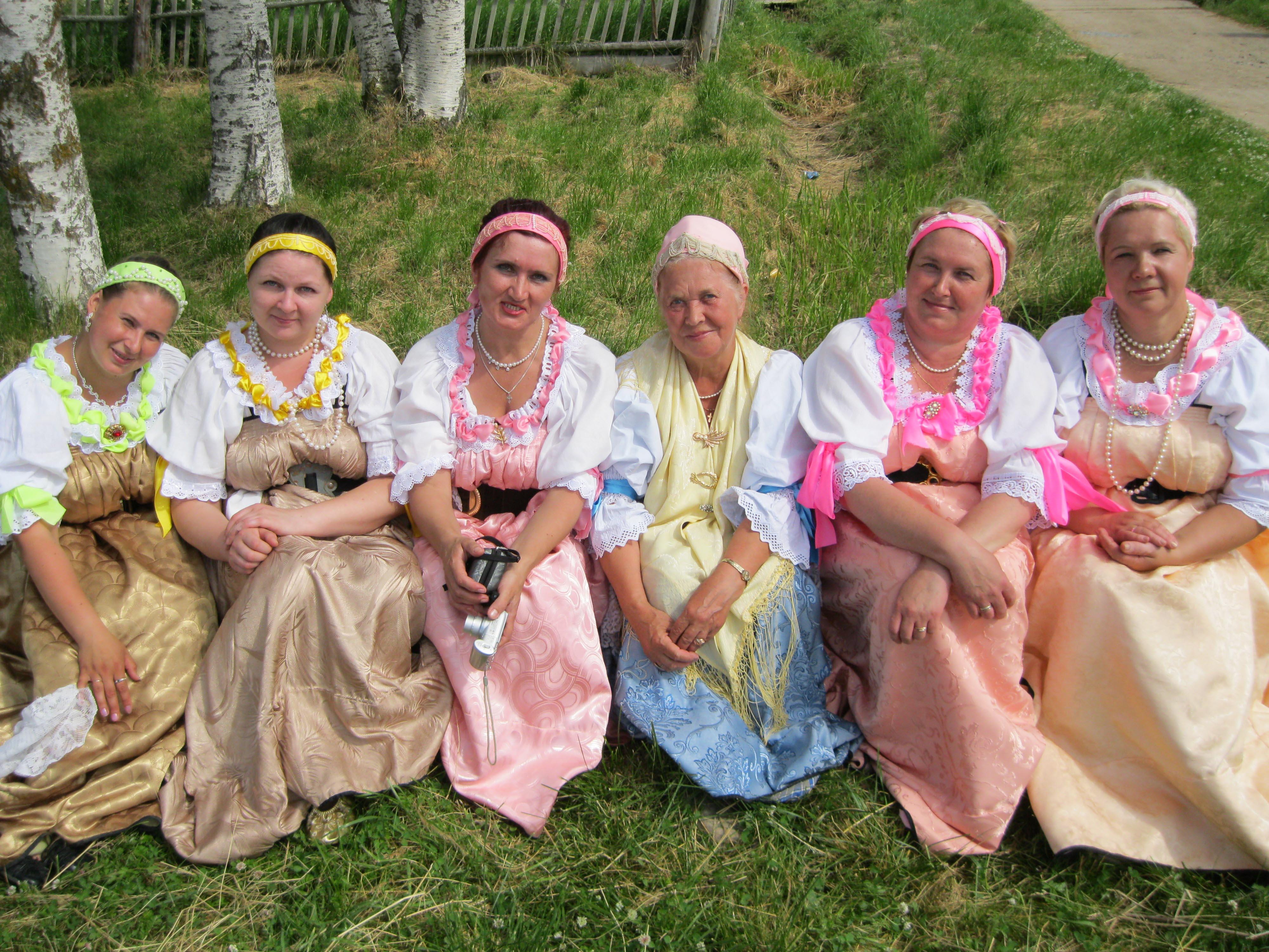 Сумпосадская фольклорная группа
