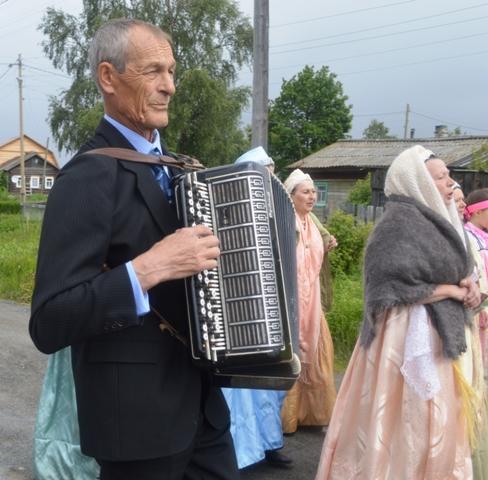 Фольклорный праздник. Сумский Посад. 27 июня 2014 г. Фото С. Кошкиной