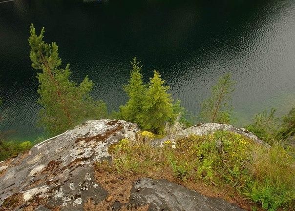 Мраморный карьер РУСКЕАЛА. Фото Виктора Дрягуева