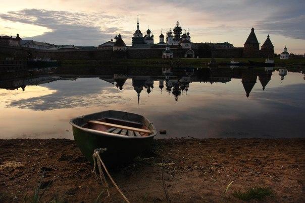Соловки. Фото Виктора Дрягуева