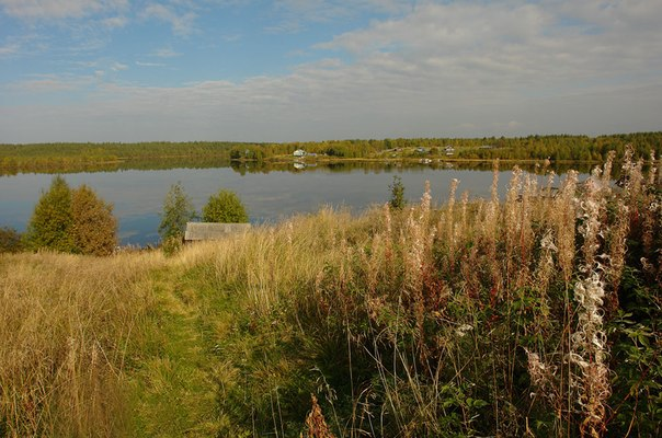 Тунгуда. 16 сентября 2014 г. Фото В. Дрягуева
