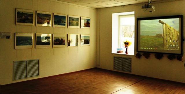 Открытие помещения Центра поморской культуры. 17 октября 2014 г. Фото В. Дрягуева (1)