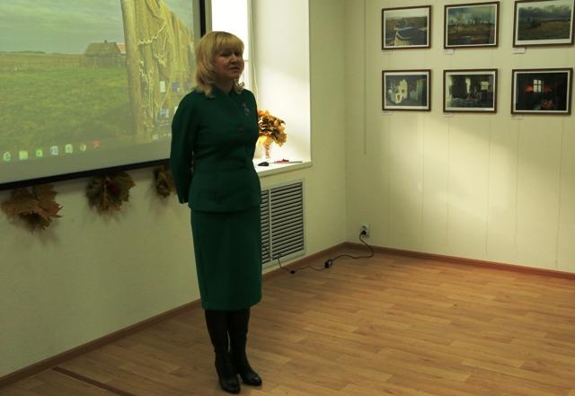 Открытие помещения Центра поморской культуры. 17 октября 2014 г. Фото В. Дрягуева (6)