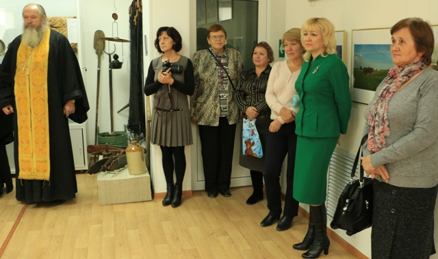 Открытие помещения Центра поморской культуры. 17 октября 2014 г. Фото В. Дрягуева (7)