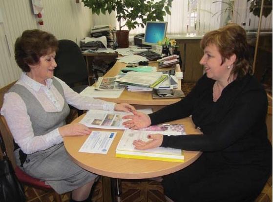 Т. Каньшиева и Н. Волкова