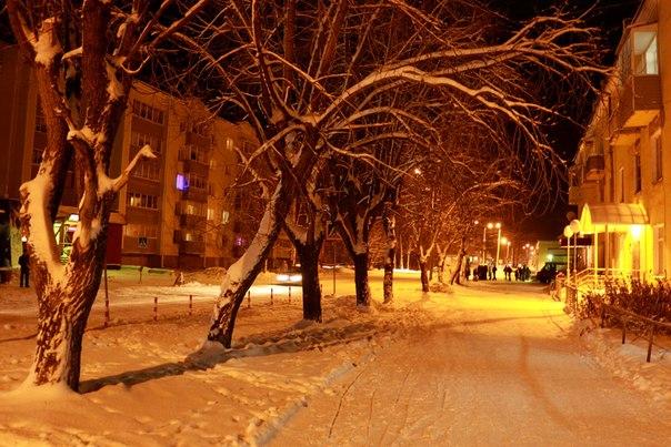 Беломорск. 24 декабря 2014 г. Фото В. Дрягуева