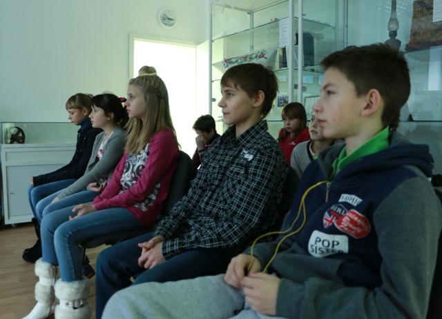 Творческая встреча с фотографом Виктором Дрягуевым в Центре поморской культуры 1 декабря 2014 г.