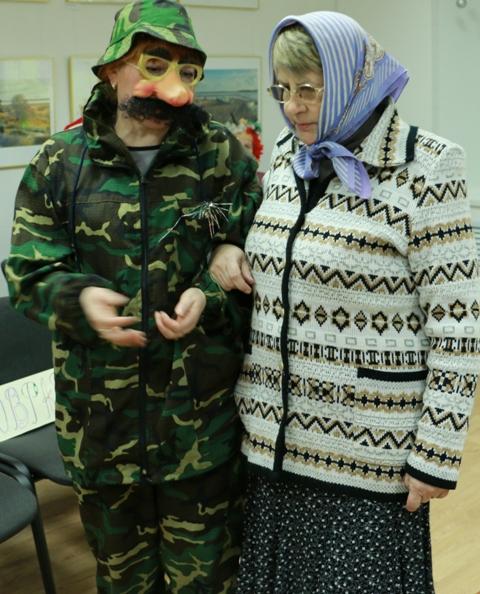 Заключительное мероприятие ОО Поморский берег. 26 декабря 2014 г. Фото В. Дрягуева (34)