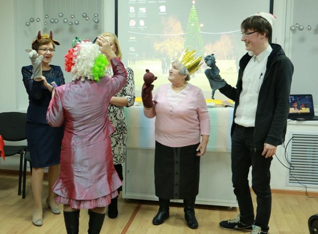 Заключительное мероприятие ОО Поморский берег. 26 декабря 2014 г. Фото В. Дрягуева (35)