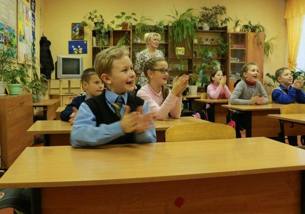 Премьера книги в школах г. Беломорска.