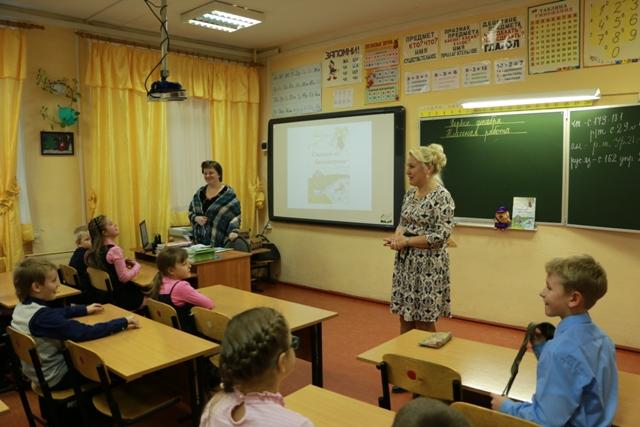 Творческая встреча. 1 декабря 2014 г. Фото В. Дрягуева