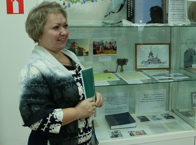 Центр поморской культуры. 26 декабря 2014 г. Фото В. Дрягуева