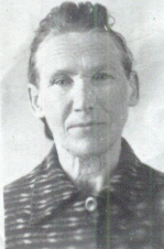 Аполинария Ивановна Прокопьева. 1960-е годы. Сухое Из архива Е. Кулиевой