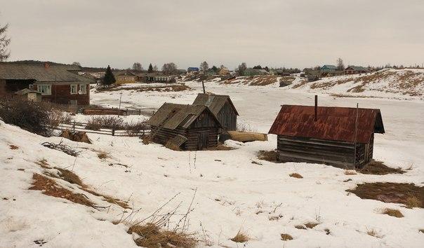 Нюхча. Фото В. Дрягуева (г. Беломорск, Республика Карелия)