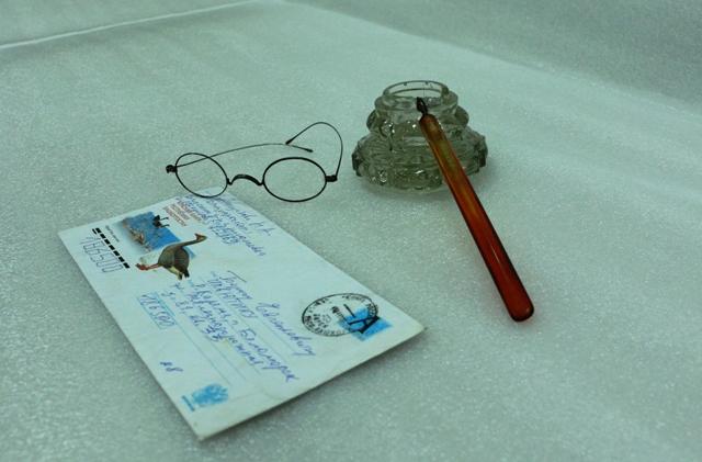 Экспонаты из фондов музея Сумпосадской средней общеобразовательной школы