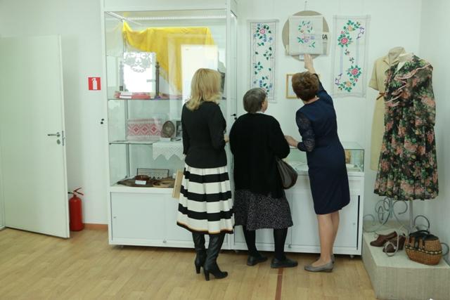 Вечер, посвященный 15-летию музея-мастерской