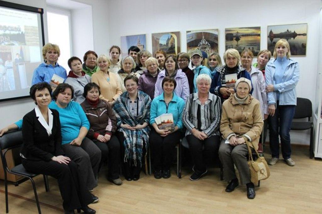 Центр Поморской культуры вместе с друзьями-краеведами из Кондопоги.