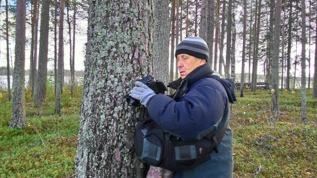 Виктор Дрягуев. Октябрь 2015 г. Фото Александра Лазутина
