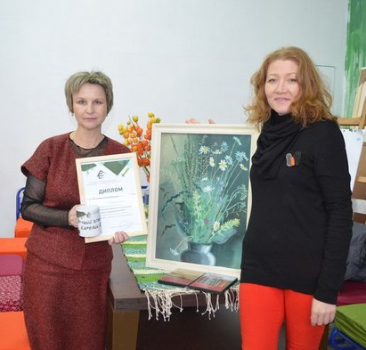 Награждение победителя республиканского конкурса «Лучший этнокультурный центр Карелии 2015 года»