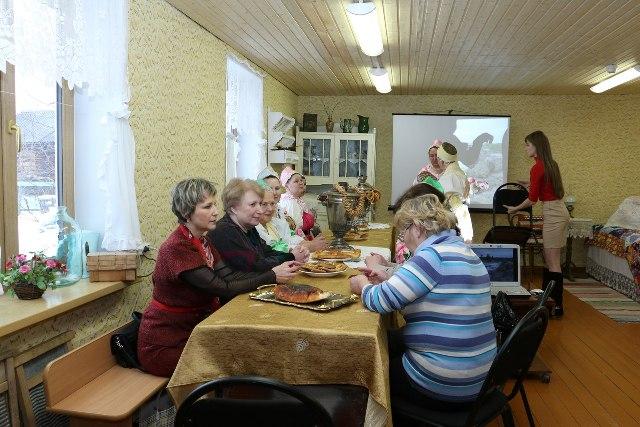 Встречи в рамках проекта. Фото Виктора Дрягуева