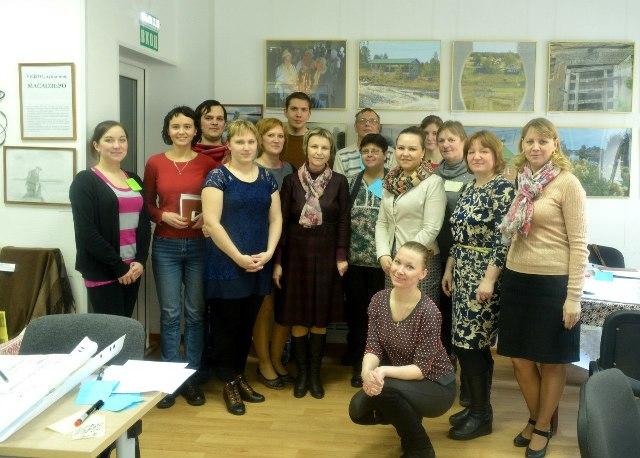 Семинар «Развитие женских и молодежных инициатив в Республике Карелия»