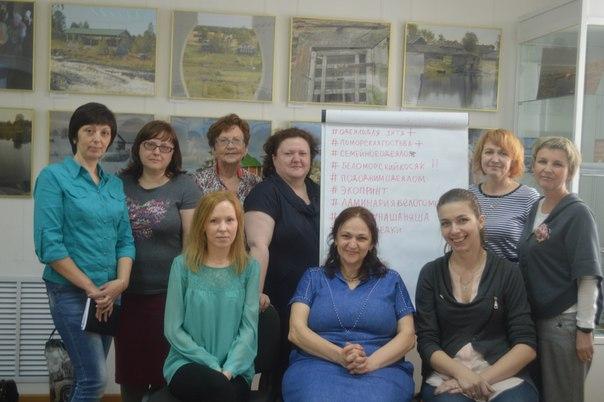 Семинар для мастеров декоративно-прикладного творчества Беломорского района