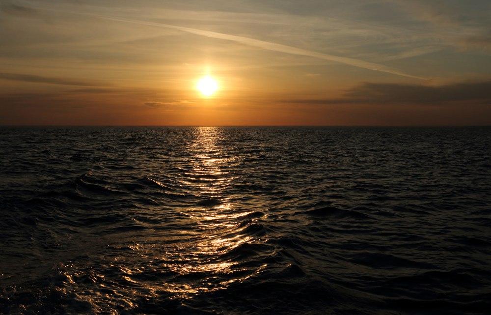 Белое море. Фото Виктора Дрягуева
