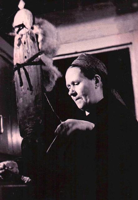 Анна Григорьевна Трифонова