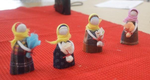 Мастер-класс по изготовлению традиционной куклы - подорожницы