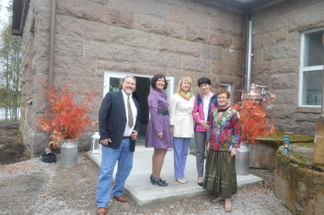 Здание детского культурного центра, Хаапавеси,09.09.2016 г.