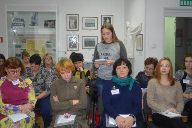 В Центре поморской культуры начал работу двухдневный семинар-инструкция для ремесленников Беломорского района «Как найти индивидуальный стиль»